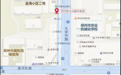 郑州西京白癜风医院来院路线